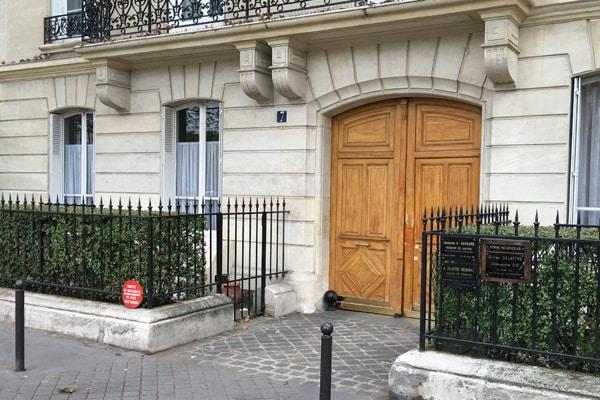 Ostéopathe Paris 12ème