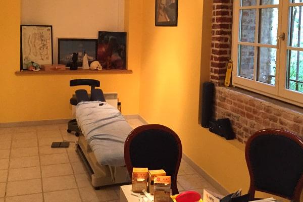 Ostéopathe à Cambrai