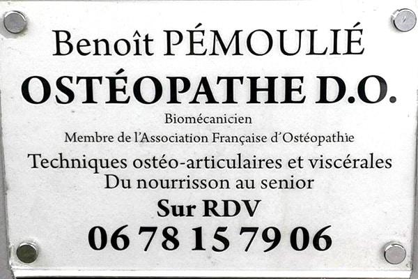 Ostéopathe à Pau