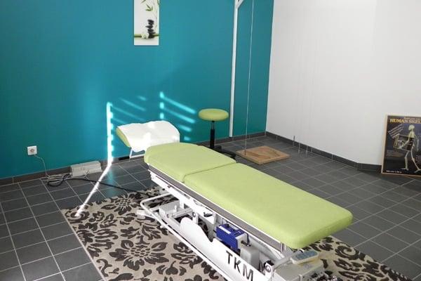 Ostéopathe Trelaze